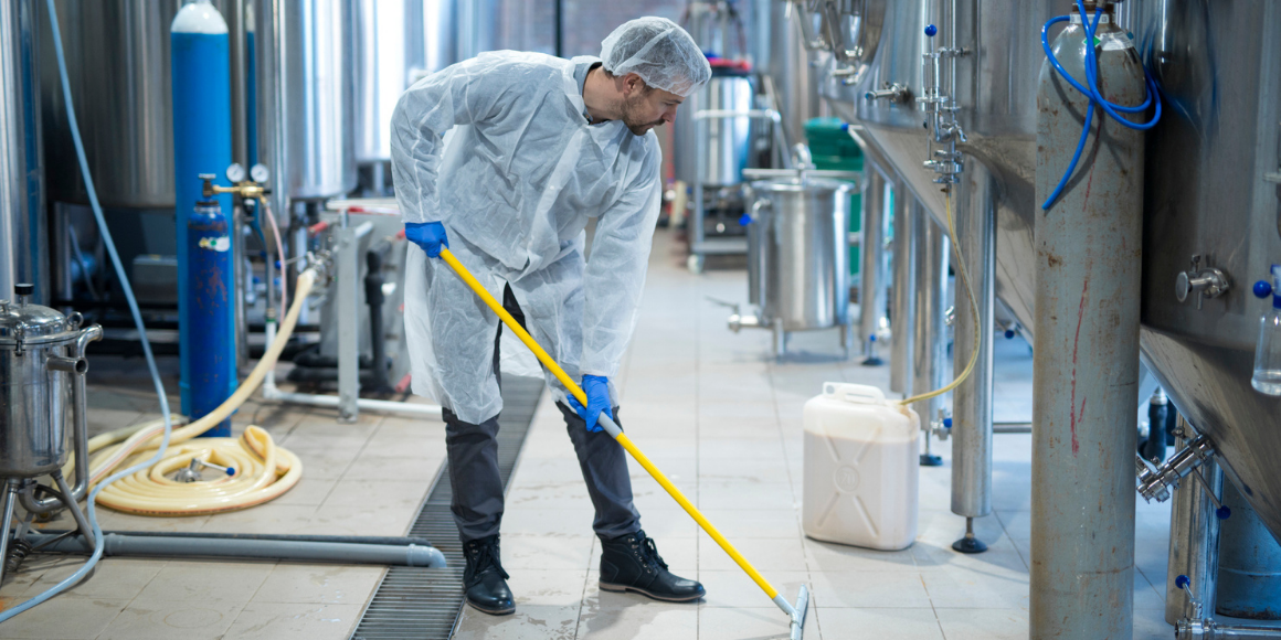 Differences Between Cleaning, Sanitizing, and Disinfecting