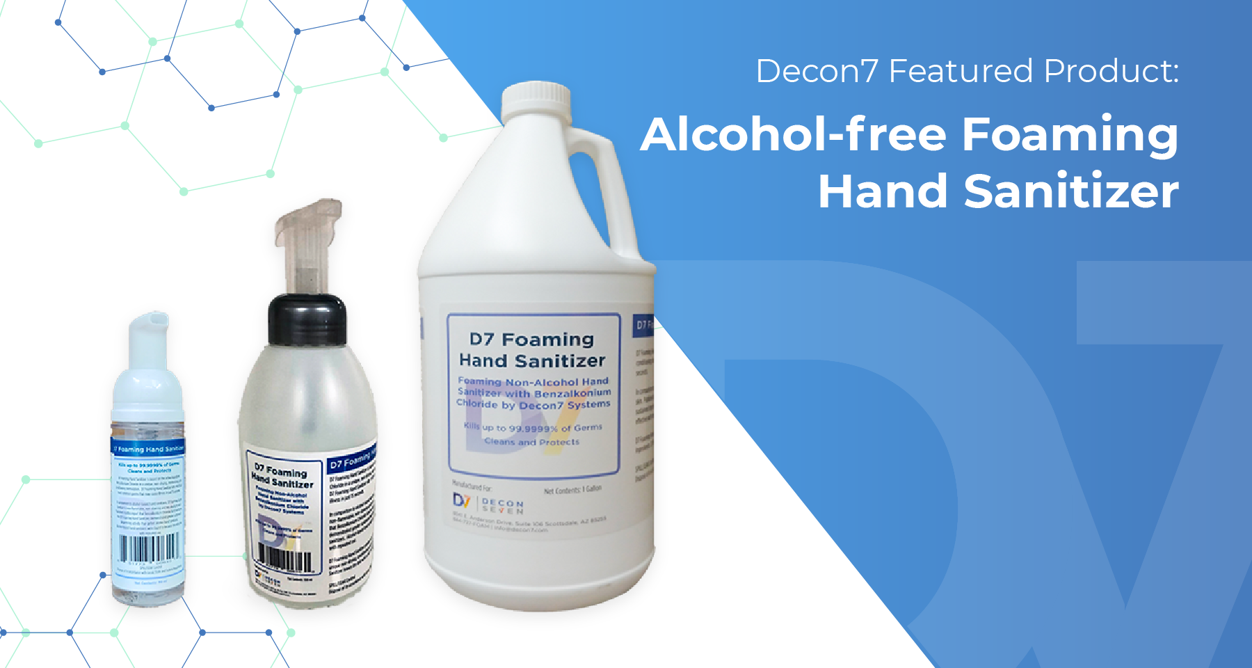 decon7 alcohol-free hand sanitizer